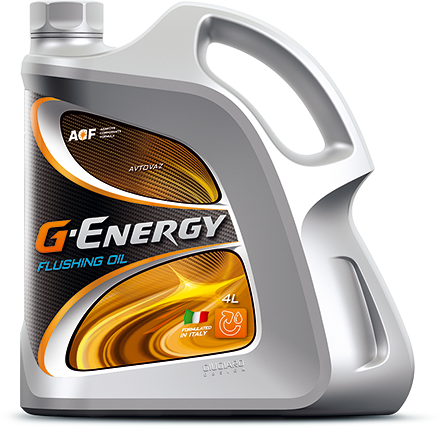 G-Energy Flushing Oil кан.4л (3 520 г)